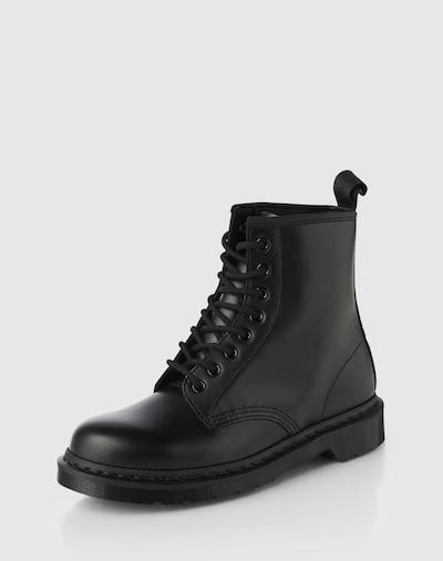 Dr. Martens Schnürstiefel '8-Eye Boot' in schwarz, Produktansicht