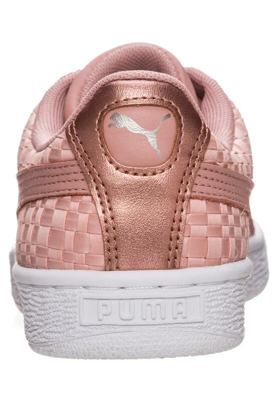 Puma basket Satin En Pointe Sneaker