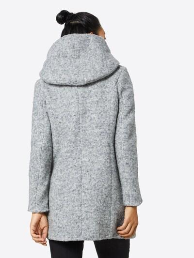 ONLY Mantel in grau: Rückansicht