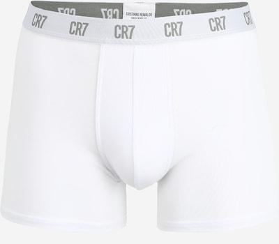 CR7 - Cristiano Ronaldo Boxershorts in de kleur Grijs / Wit, Productweergave