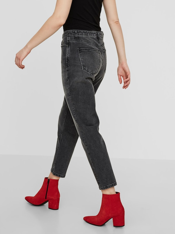 VERO MODA Straight Fit Jeans 'Anna'