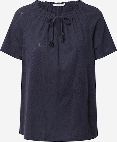 CECIL Bluse 'Carmen' in dunkelblau, Produktansicht
