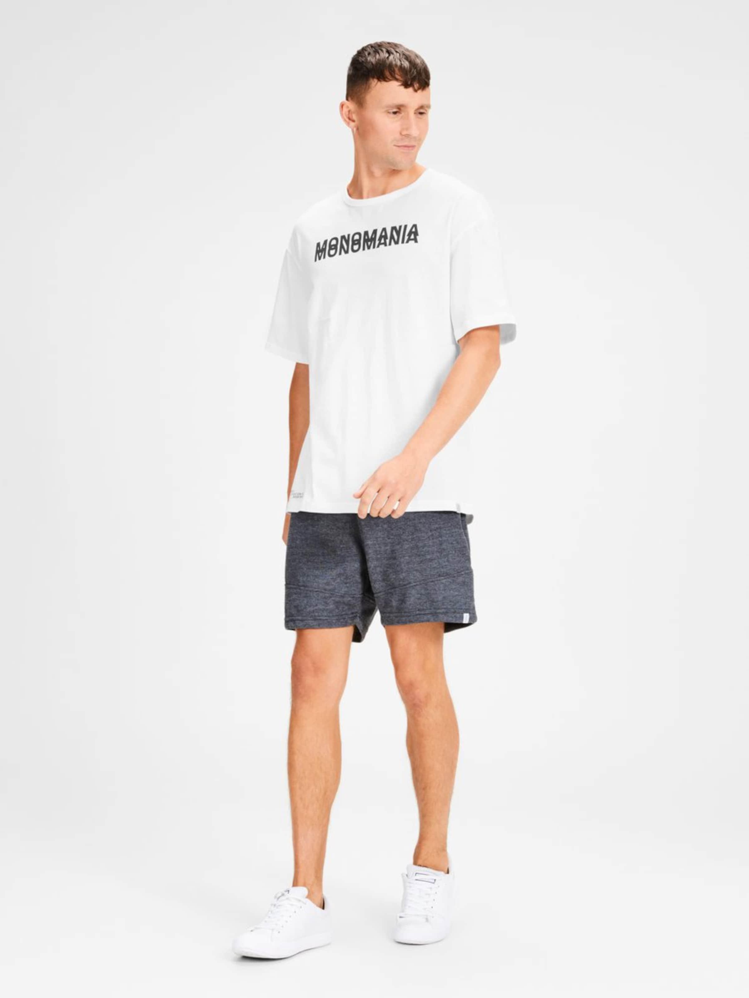 Blanc Jackamp; T shirt En Jones OXuiPkZT