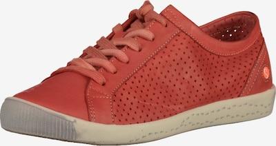 Softinos Sneaker in melone, Produktansicht