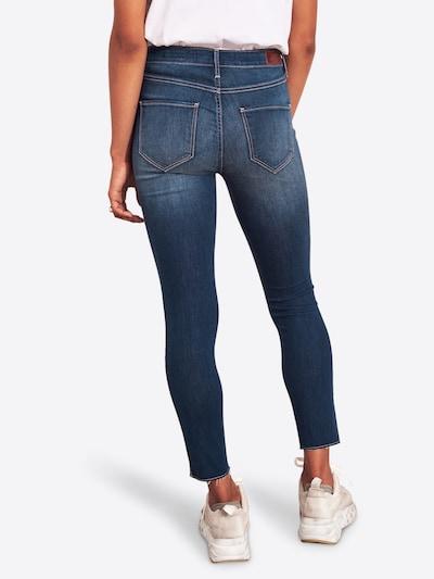 HOLLISTER Džinsi pieejami zils džinss: Aizmugures skats