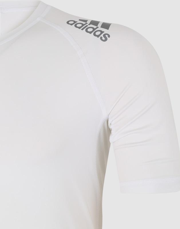 ca6795fa42c1 ADIDAS PERFORMANCE Funkčné tričko  ASK SPR TEE SS  vo farbe biela ...