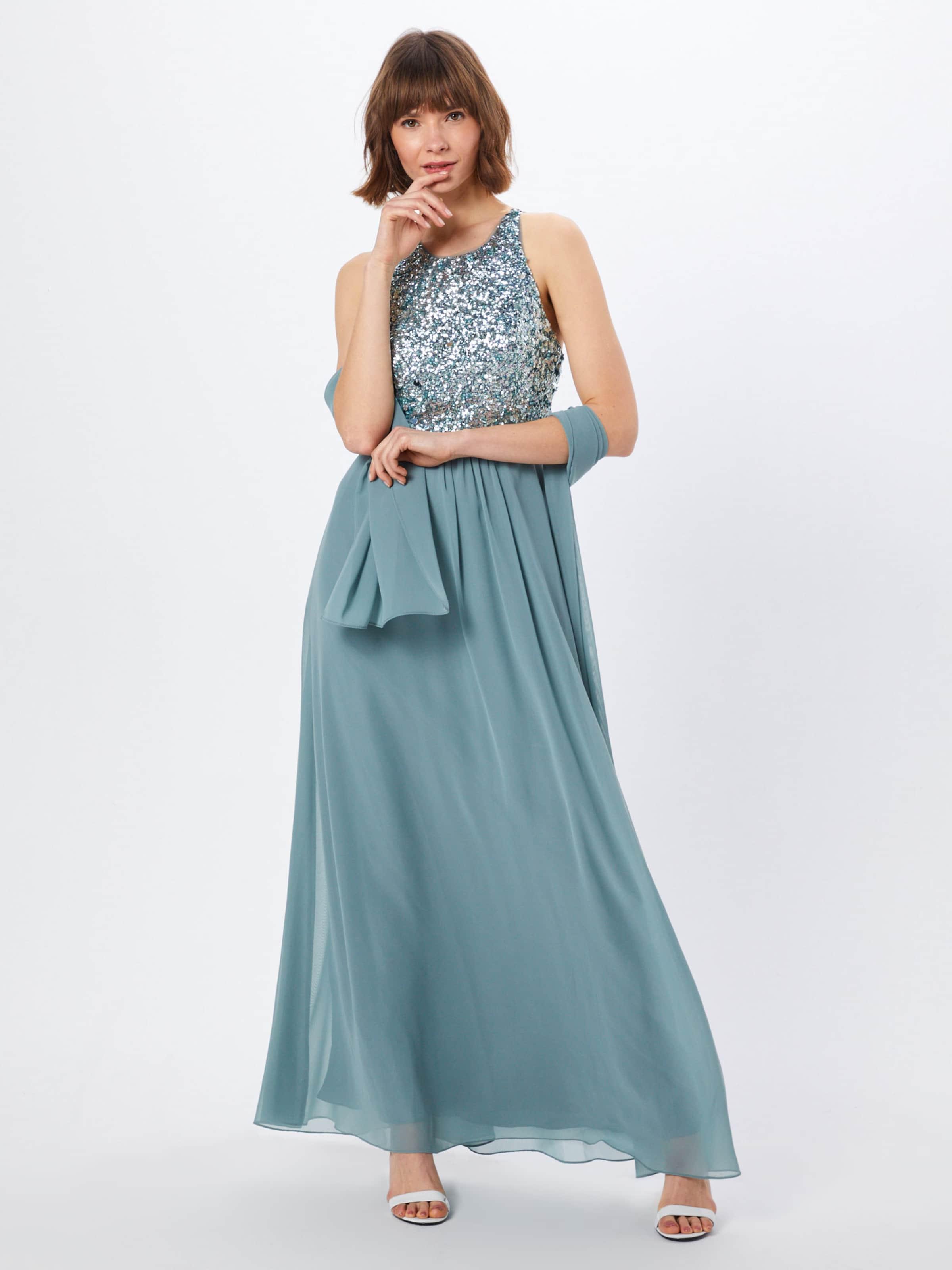 En Turquoise De Unique Soirée Robe H29YWDEIe