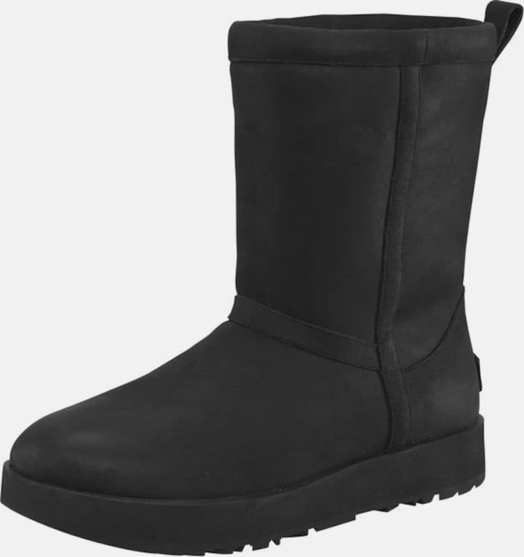 Ugg Winterboots Classic Short Leather Waterproof