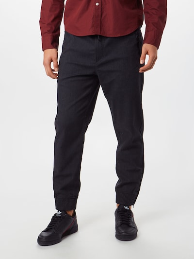 BOSS Jeans 'Sepper' in black denim, Modelansicht