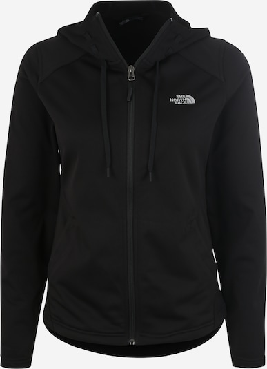 THE NORTH FACE Funktionsfleecejakke 'Tech Mezzaluna' i sort / hvid, Produktvisning
