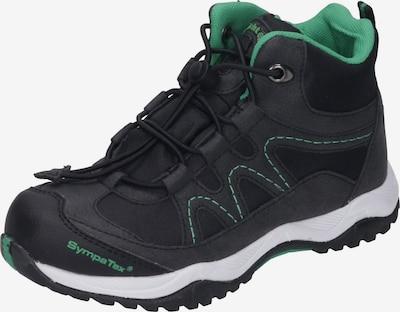 RICHTER Stiefel in grün / schwarz, Produktansicht