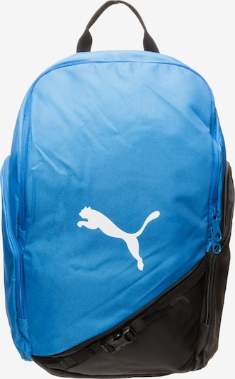 PUMA Backpack 'Liga' in royalblau / schwarz / weiß, Produktansicht