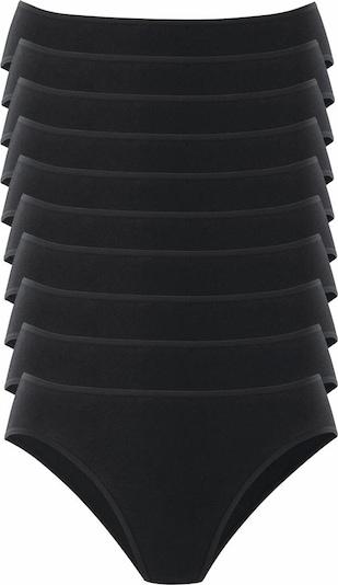 GO IN Bikinislip (10 Stck.) in schwarz, Produktansicht