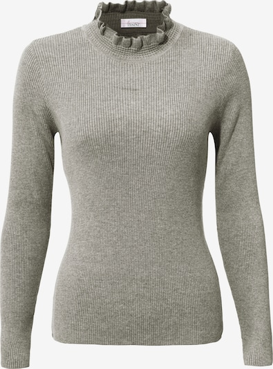 heine Pullover i sølvgrå, Produktvisning
