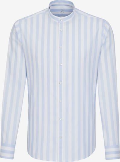 Jacques Britt Hemd in hellblau / weiß, Produktansicht