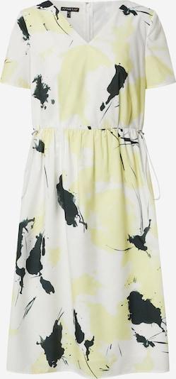 APART Robe d'été en jaune / noir / blanc, Vue avec produit