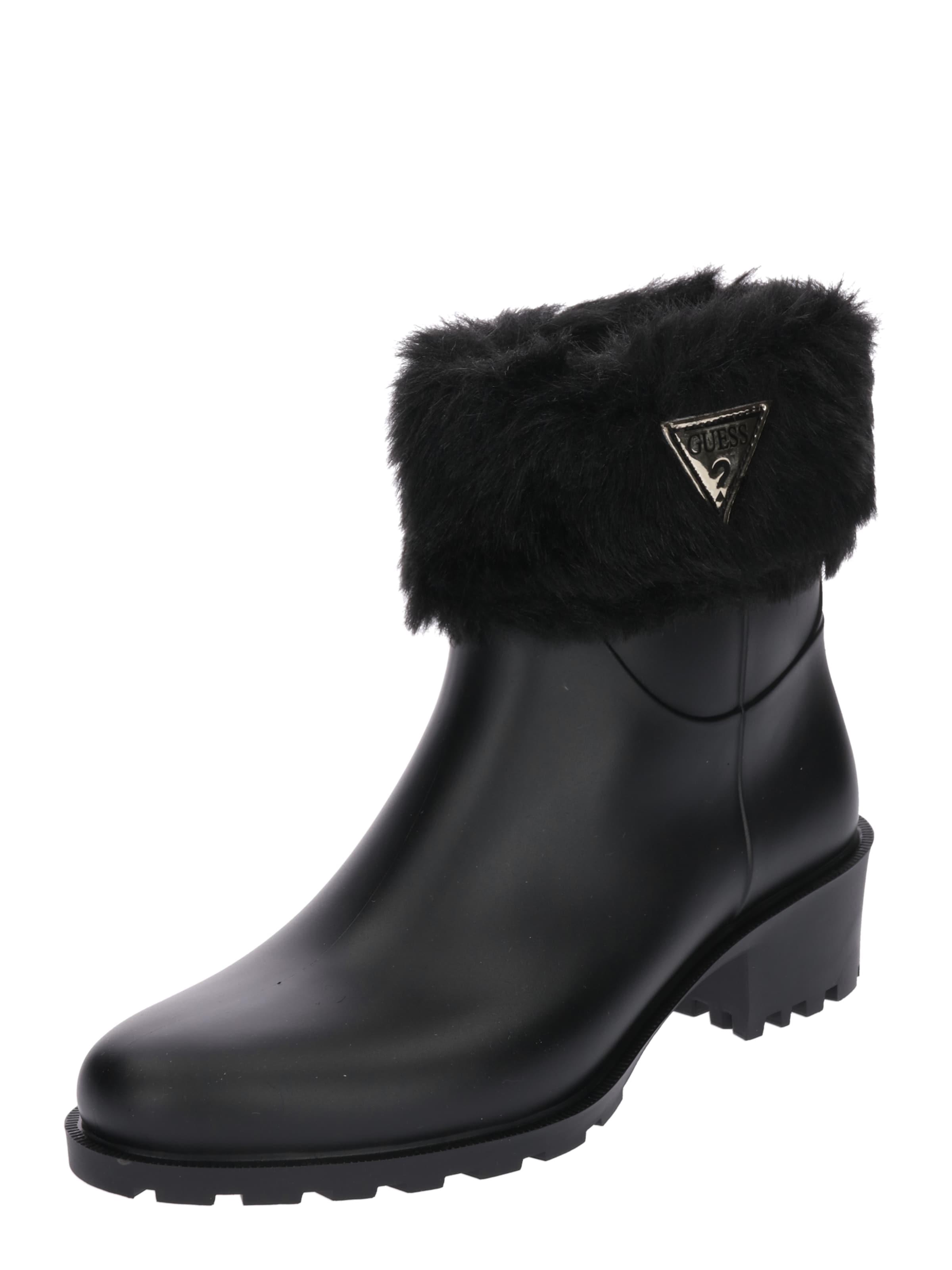 GUESS Gummi-Stiefeletten VENAT Verschleißfeste billige Schuhe