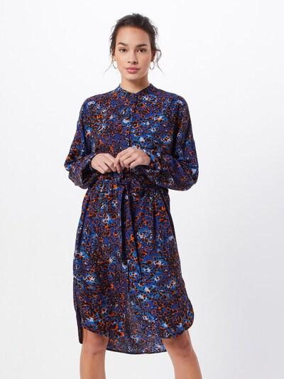 VERO MODA Sukienka koszulowa 'LAIA' w kolorze ciemny niebieskim, Podgląd na modelu(-ce)