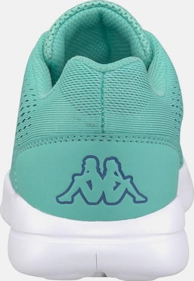 Goede prijzen verschillende kleuren beperkte garantie high-quality KAPPA Sportschoen 'Nexus' in Turquoise / Wit ...
