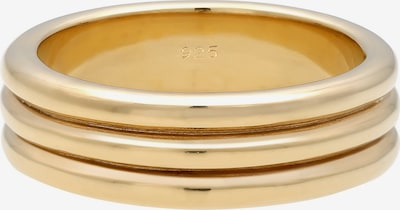 ELLI PREMIUM Ring Paarring in gold, Produktansicht