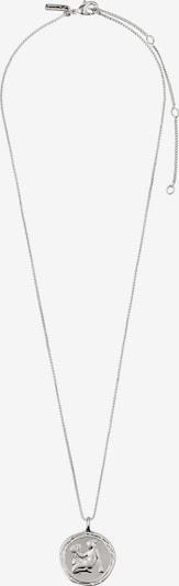 Pilgrim Halskette 'Virgo Zodiac Sign' in silber, Produktansicht