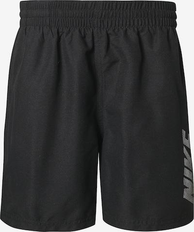 NIKE Badeshorts '4 Volley' in schwarz, Produktansicht
