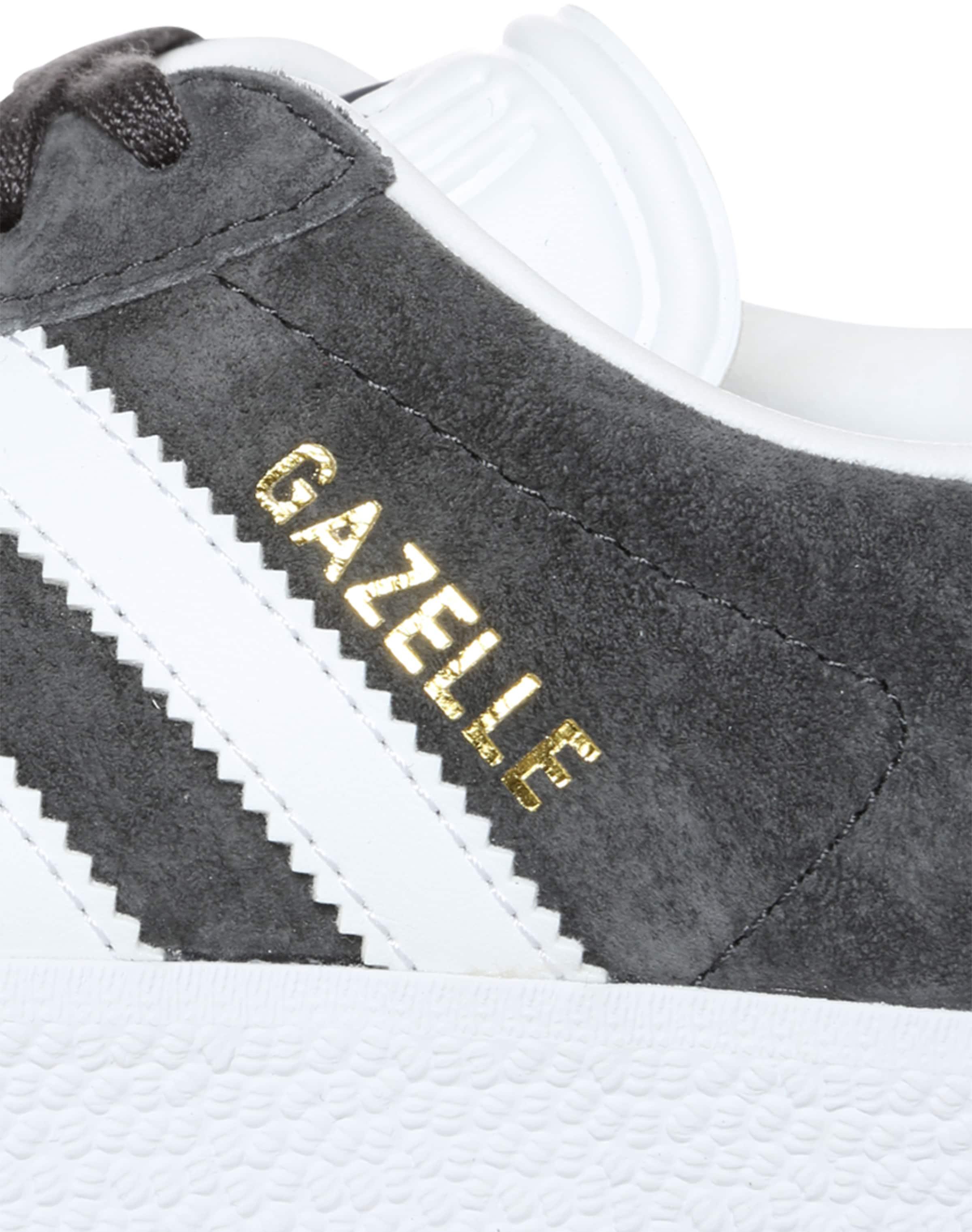 In Dunkelgrau Originals Sneaker 'gazelle' Adidas TlcK1JF