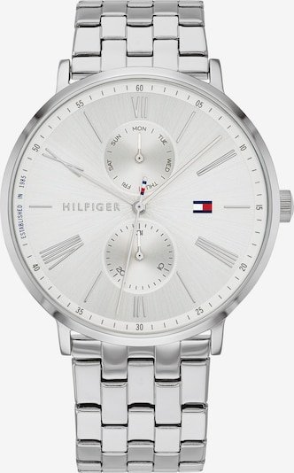 TOMMY HILFIGER Analogt ur 'Dressed Up 1782068' i sølv, Produktvisning