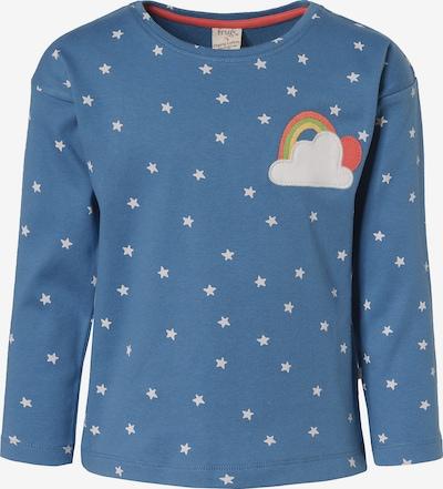frugi Sweatshirt 'Bethany' in himmelblau / mischfarben, Produktansicht