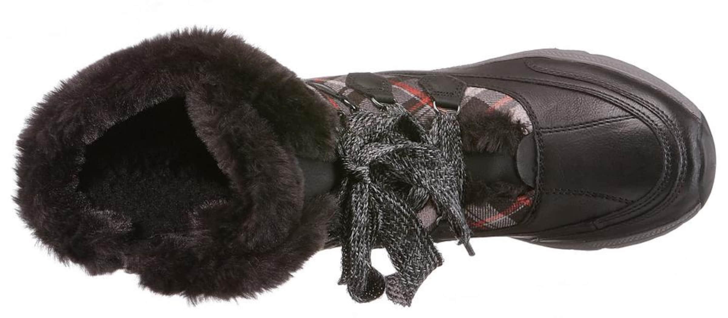 MARCO TOZZI TOZZI TOZZI Winterstiefel Textil, sonstiges Material Markenrabatt 39bf3c