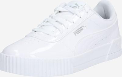 Sneaker low 'Carina P' PUMA pe alb, Vizualizare produs