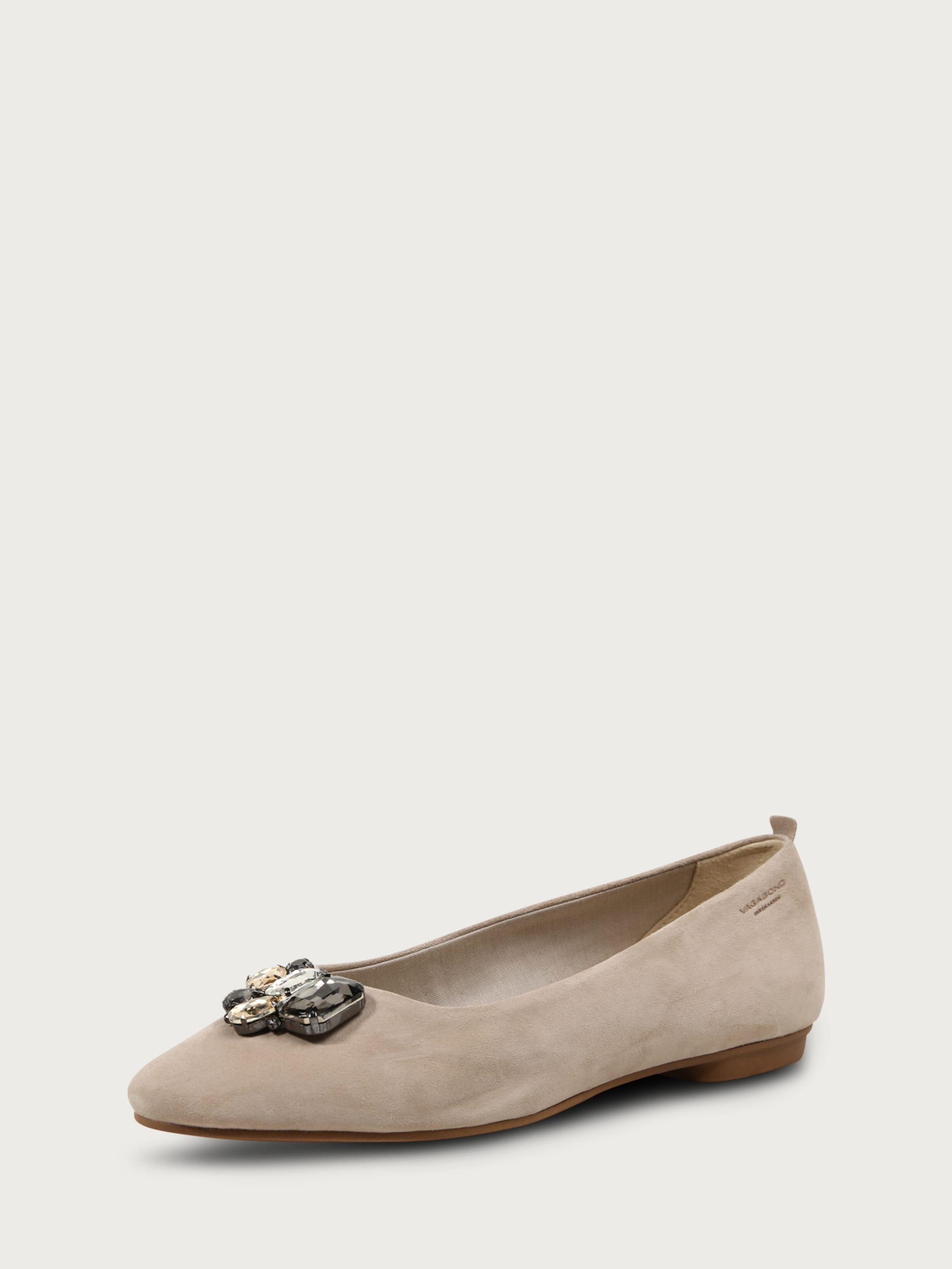 Beige Clair De Sable 'vagabondes Fabricants De Chaussures De Ballerine Oiw9W