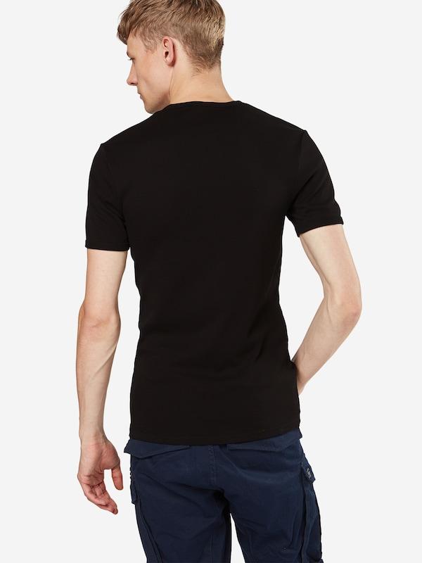 shirt En G T Noir star Raw 8n0mwvNO