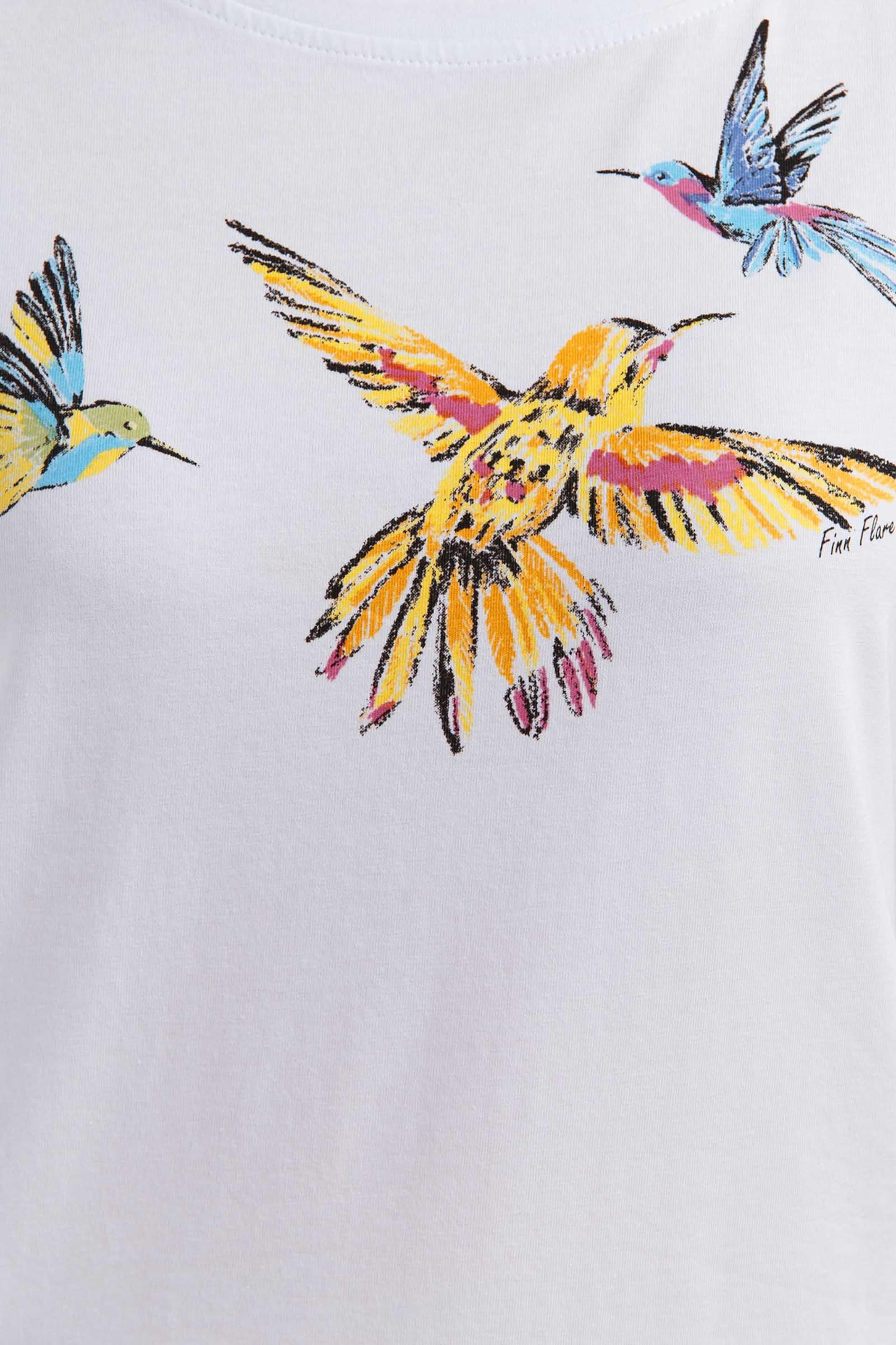 Finn T shirt Flare In MischfarbenWeiß WIYeH9bED2