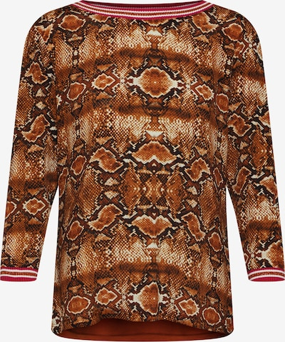 Bluză Rich & Royal pe portocaliu: Privire frontală