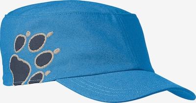 JACK WOLFSKIN Cap in blau, Produktansicht