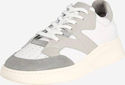 Garment Project Sneaker 'Manhattan' in grau / hellgrau / weiß, Produktansicht
