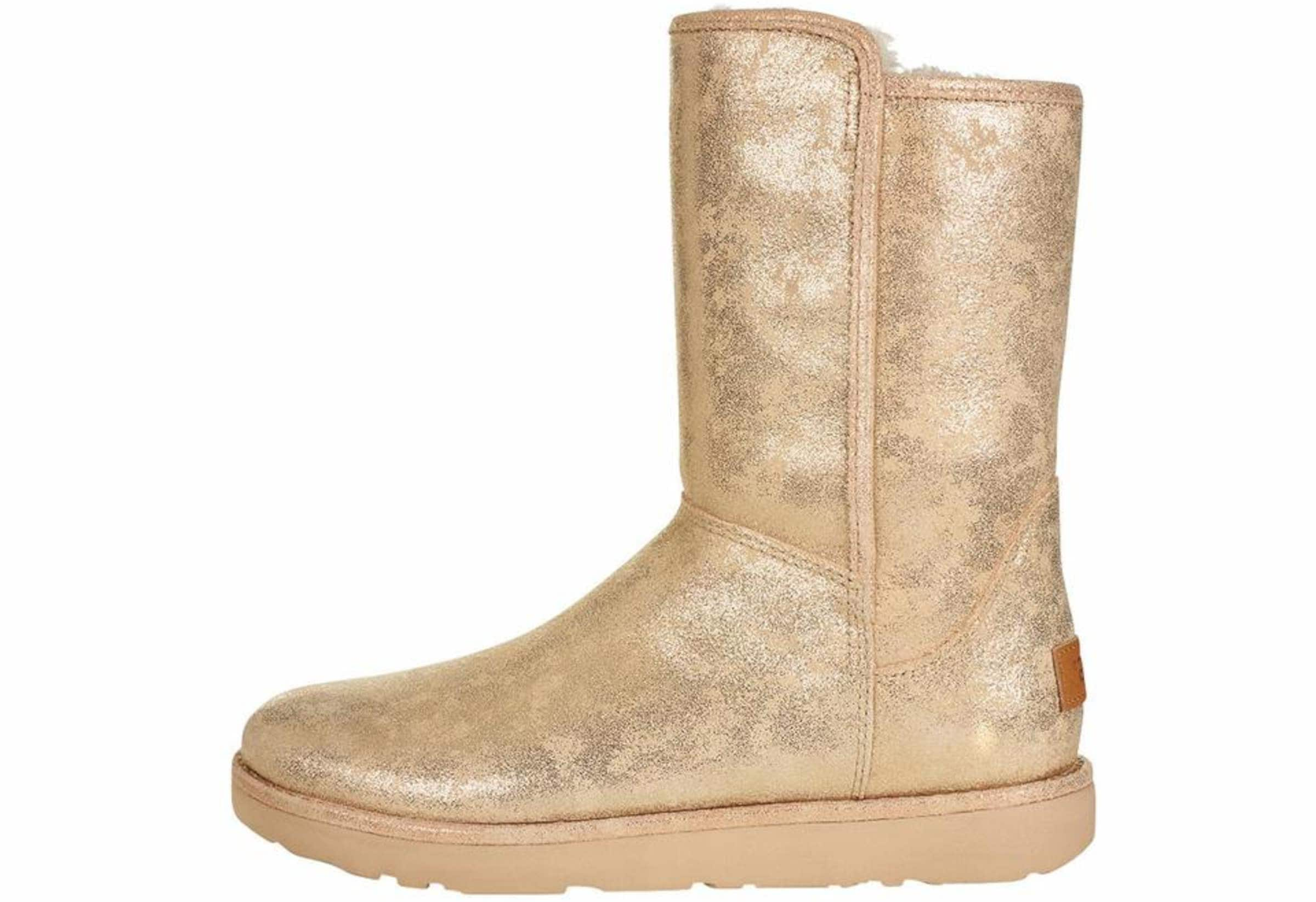S' Boots In Gold Short2 'abree Ugg PkTOuZiX