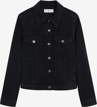 MANGO Jacke 'Vicky' in black denim, Produktansicht