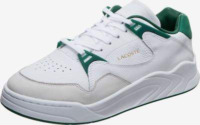LACOSTE Nízke tenisky 'Court Slam 319' - zelená / biela, Produkt