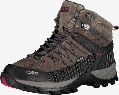 CMP Ležerne čizme u smeđa / siva / crna, Pregled proizvoda