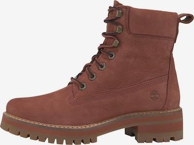 TIMBERLAND Boots in pastellrot, Produktansicht