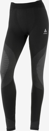 ODLO Funktionsunterhose in grau / schwarz, Produktansicht