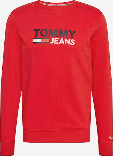 Tommy Jeans Mikina - červená, Produkt