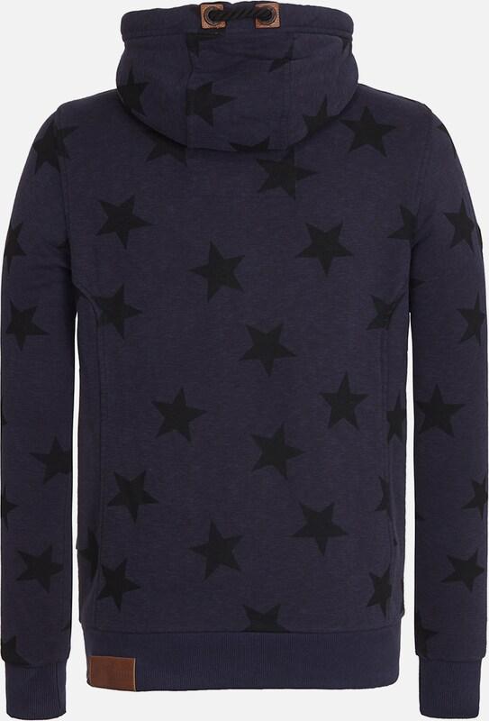 naketano Male Zipped Jacket 'Dreamchaser'