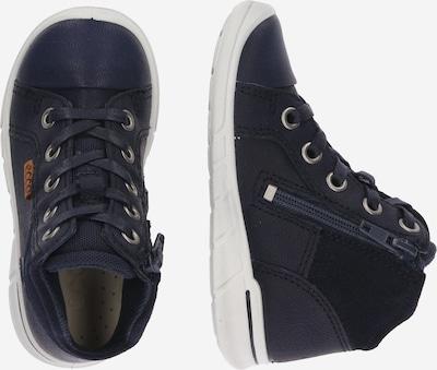 ECCO Sneaker 'First' in navy / grau: Seitenansicht