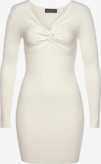 MELROSE Kleid in offwhite, Produktansicht