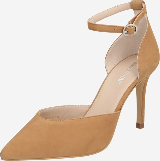 ABOUT YOU Pumps 'Aimee' in taupe, Produktansicht