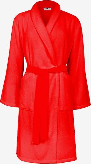 Kenzo Maison Bademantel ICONIC in rot, Produktansicht