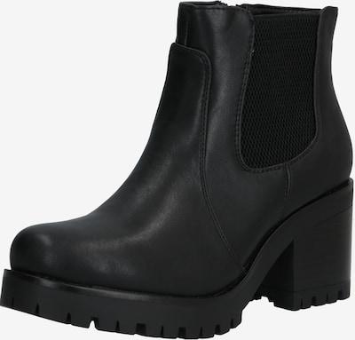 Dockers by Gerli Chelsea Boots i mørkegrå / sort, Produktvisning